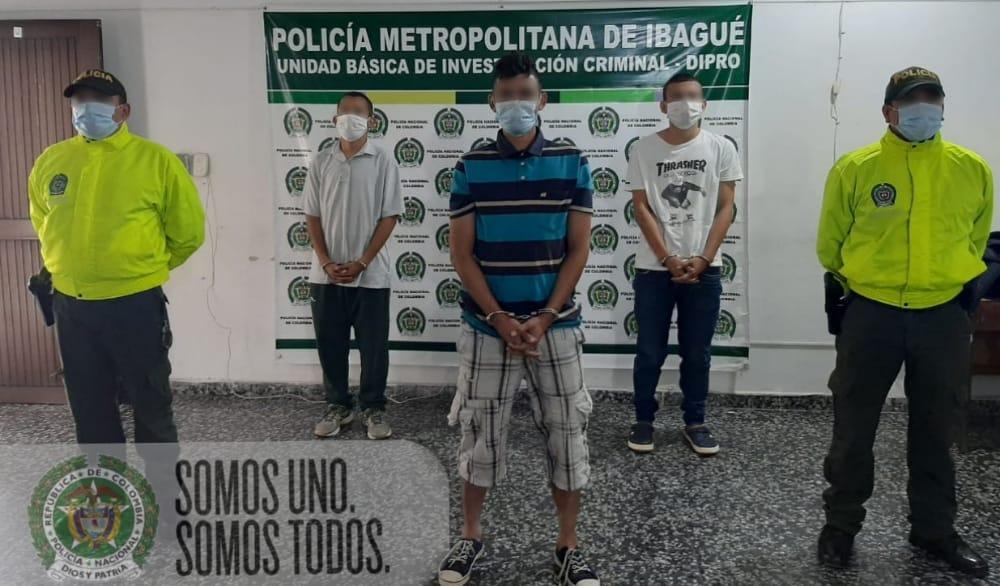 Enjaularon a 'Los Zorrillos' por tráfico de estupefacientes en las comunas Siete y Ocho