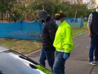 Capturaron al presunto homicida de pasajero de un bus del SITP en Bogotá