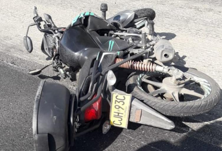 Médico del hospital de Alvarado falleció luego de caer de su moto