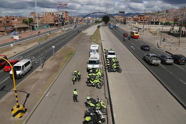 Bajaron la movilidad y accidentes durante este puente festivo de reyes en todo el país