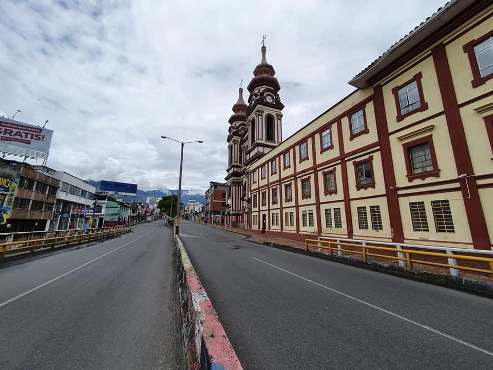 Atención: Confinamiento total en Ibagué desde este viernes hasta la madrugada del lunes