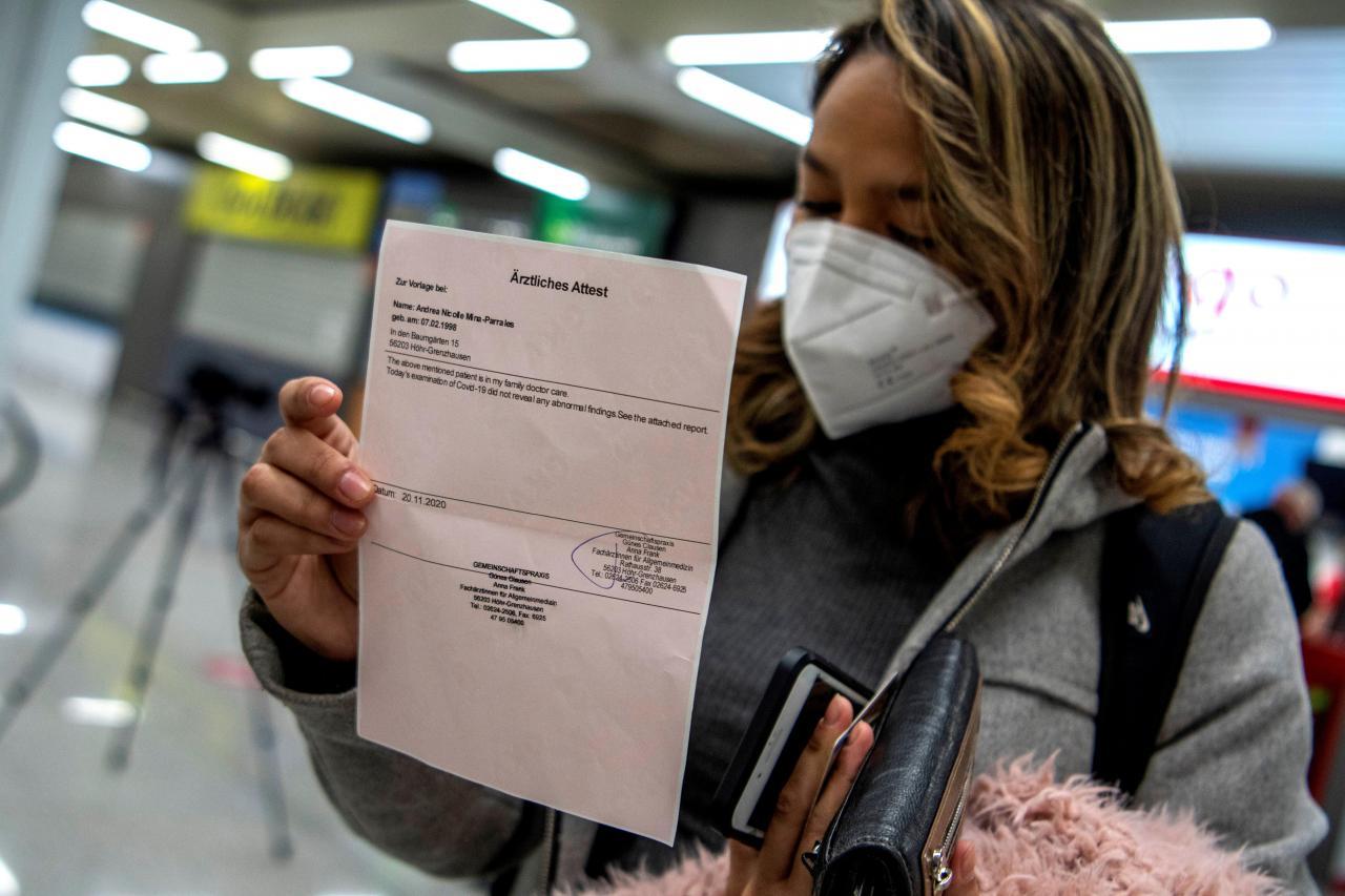 Atención: Estados Unidos pedirá prueba negativa de Covid para el ingreso de viajeros a su territorio