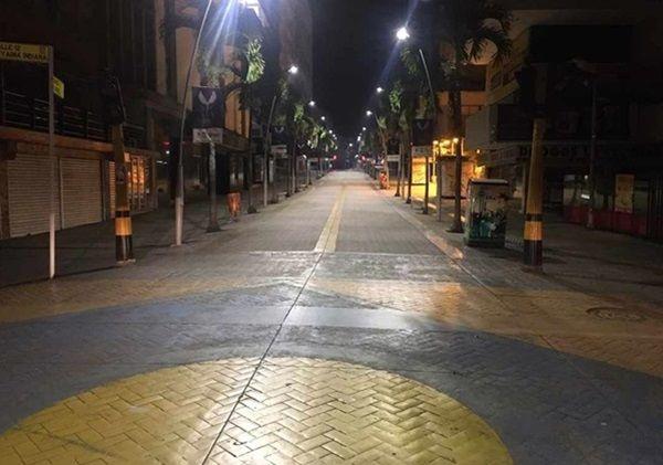 'Toque de queda nocturno' se extenderá hasta el 12 de enero en el Tolima