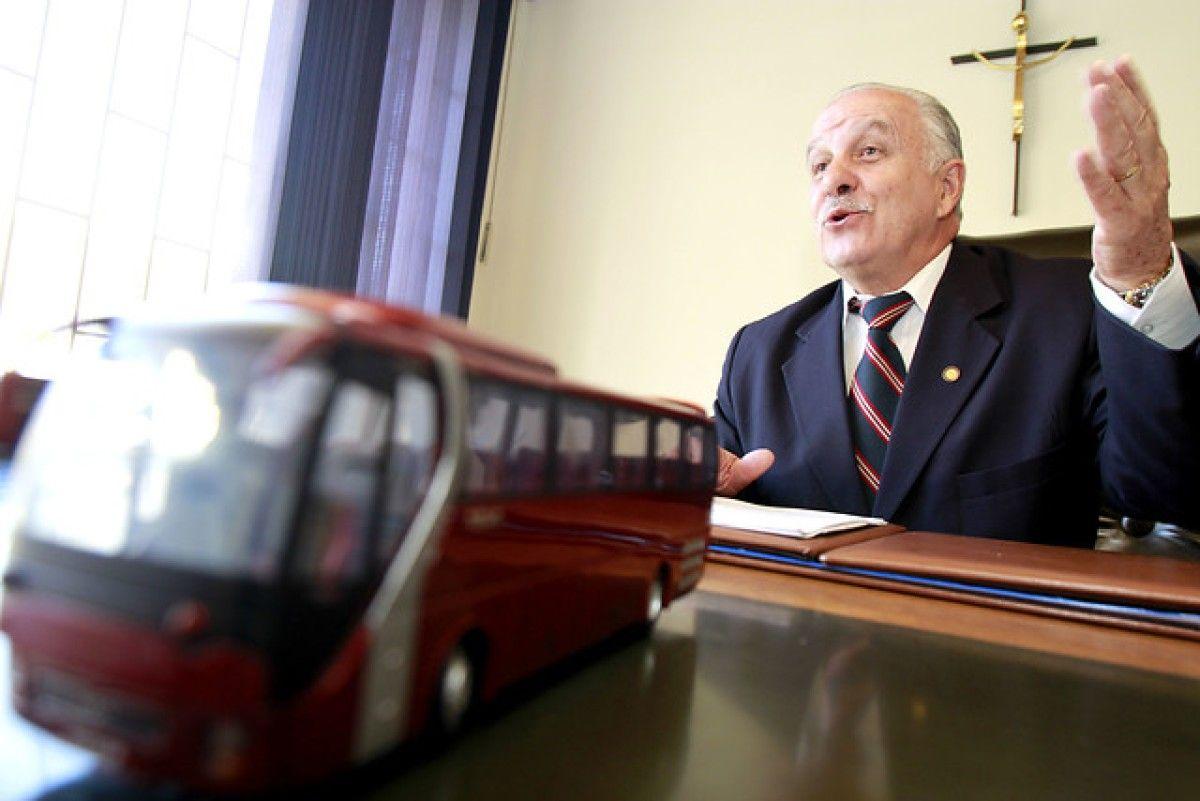 Falleció Tulio Zuloaga, el hombre fuerte de la industria automotriz