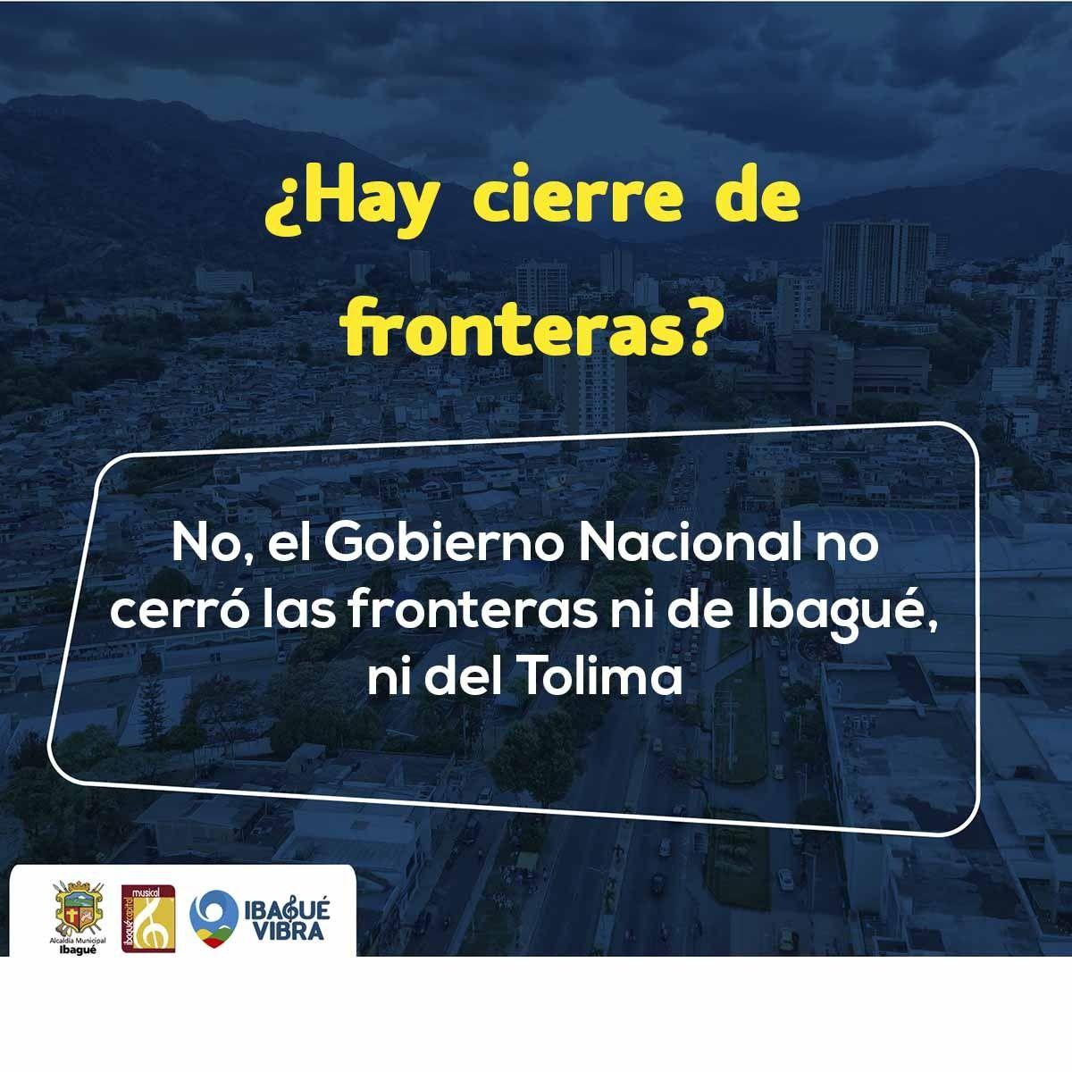 Preguntas y respuestas sobre el confinamiento total en Ibagué