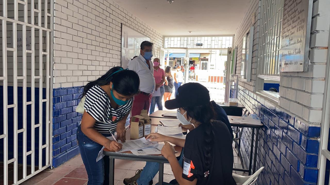 Más de 53.000 estudiantes se han matriculado en colegios oficiales de Ibagué para el 2021