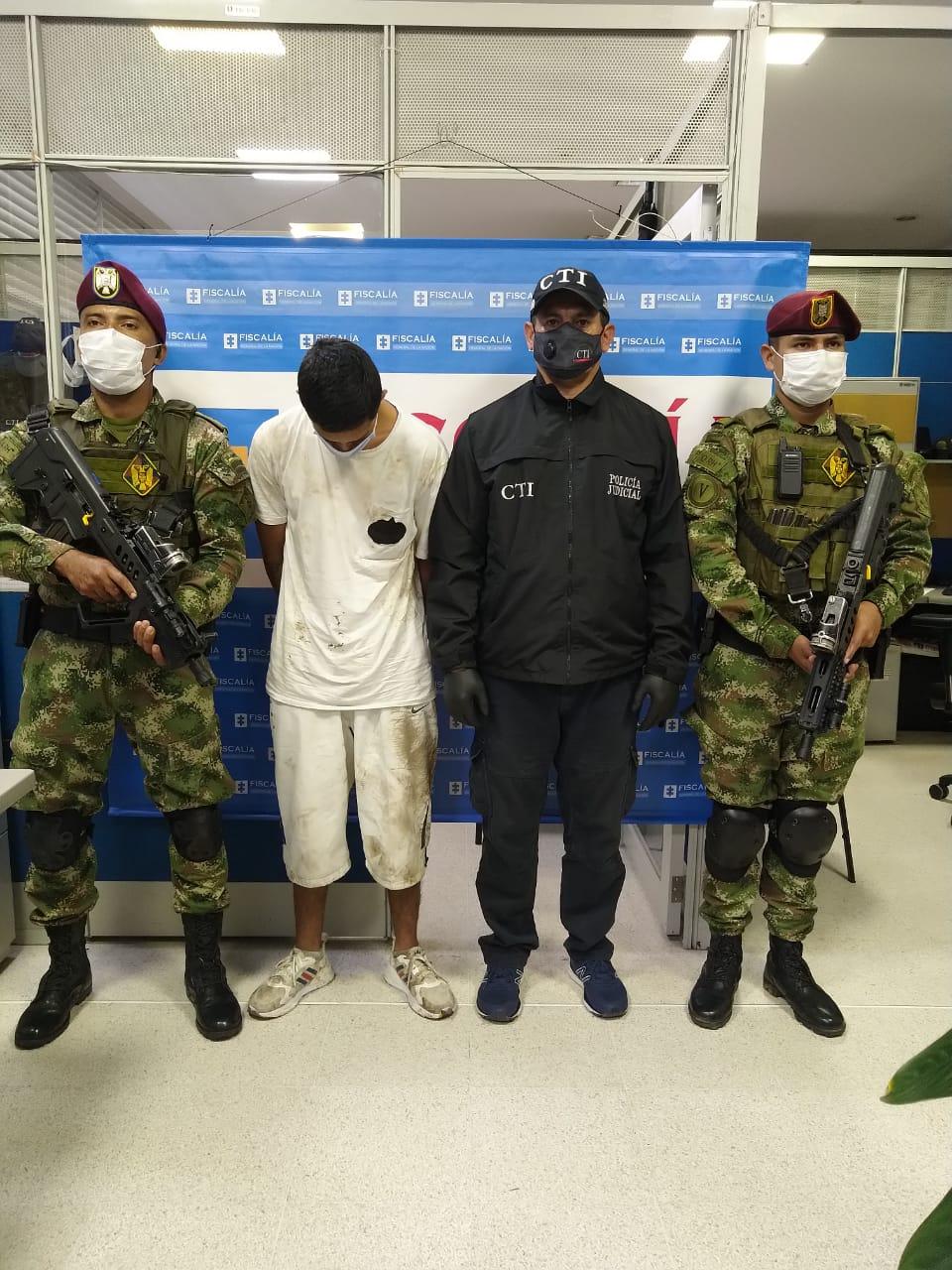 Recapturaron a 'Ojo Picho', el asesino de la joven de 15 años del barrio Nueva Castilla