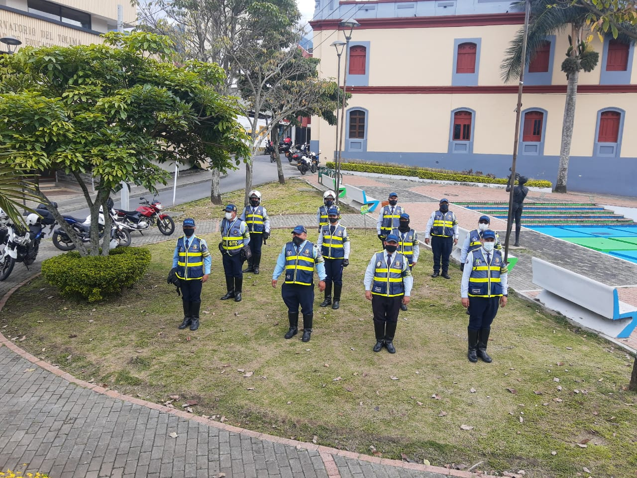 Agentes de Tránsito de Ibagué tendrán una unidad móvil de criminalística