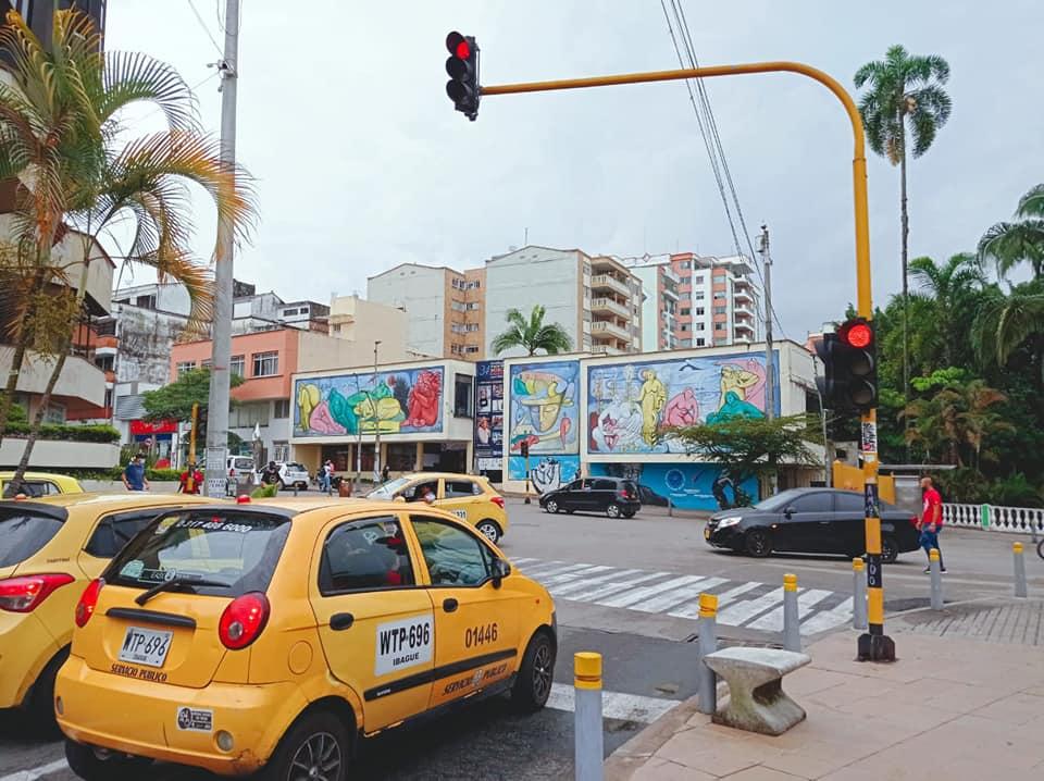 Modifican 'pico y placa' para los taxis en la capital tolimense