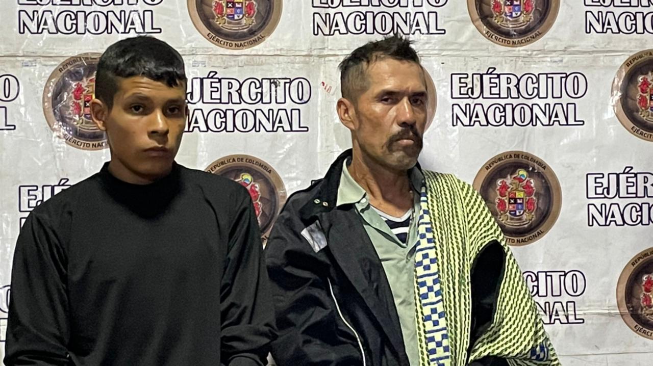 Capturaron a 'Barbas', jefe de seguridad de cabecilla del frente 'Ismael Ruiz'