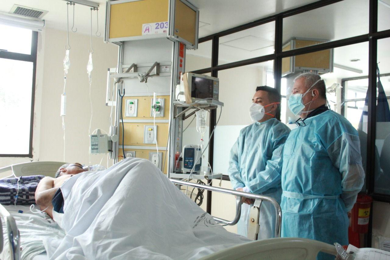 Alerta: Hospital Federico Lleras llegó a una ocupación de camas de UCI del 96%