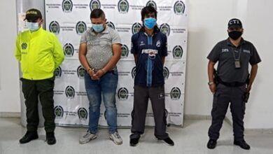 A la cárcel dos presuntos responsables de doble homicidio en el barrio Miramar de Ibagué