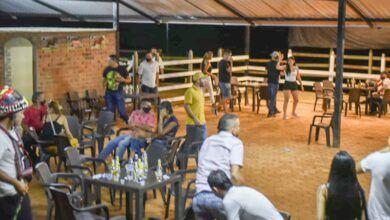 Descubrieron a 30 personas consumiendo licor y sin medidas de bioseguridad en 'fiesta Covid' en Ibagué