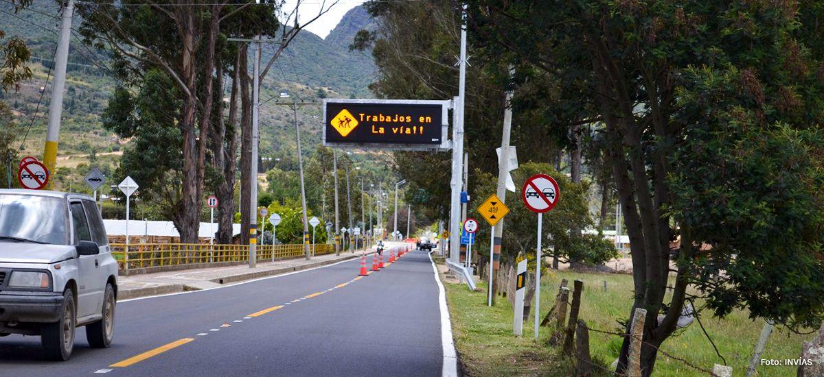 Arranca contrato para mejorar la seguridad en más de 2.400 kilómetros de la red vial nacional