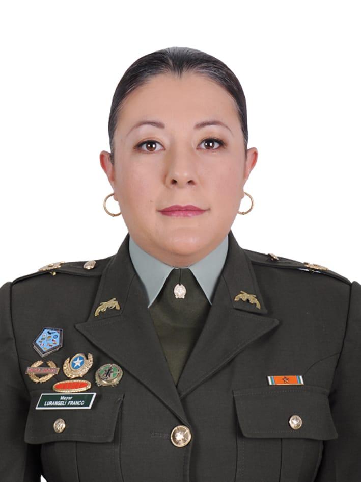 Asumió nueva comandante operativa de Seguridad Ciudadana de la Policía del Tolima