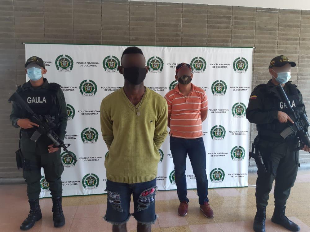 Gaula de la Policía liberó a secuestrado en Ibagué