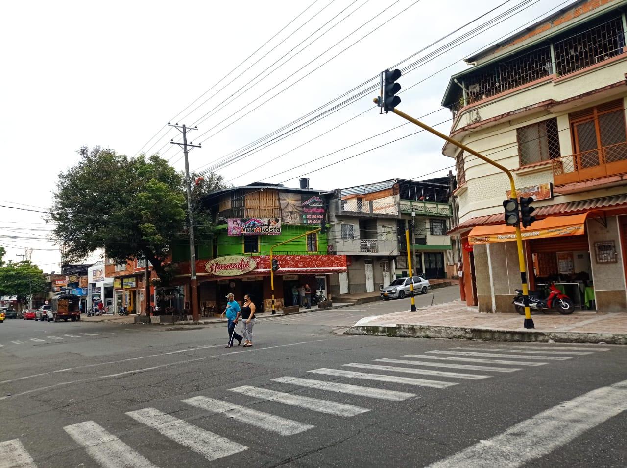 Continúan los actos vandálicos contra la red semafórica de Ibagué
