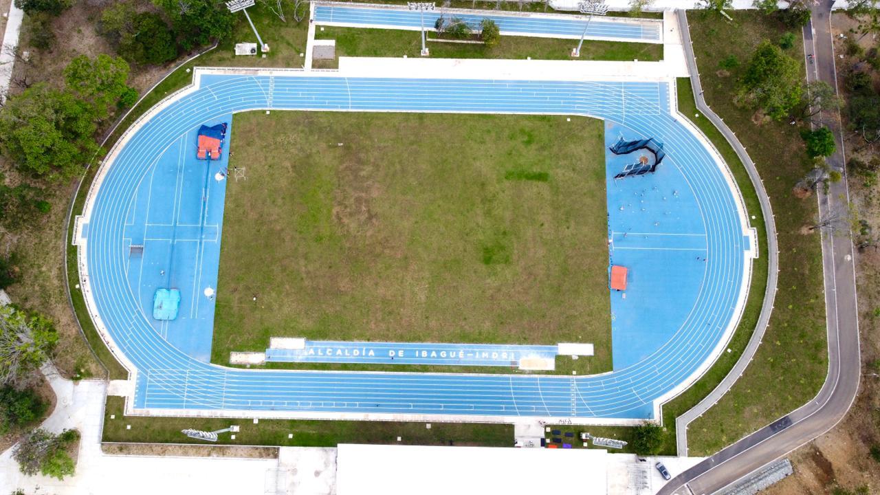 Internacional de saltos y pruebas múltiples de atletismo en Ibagué
