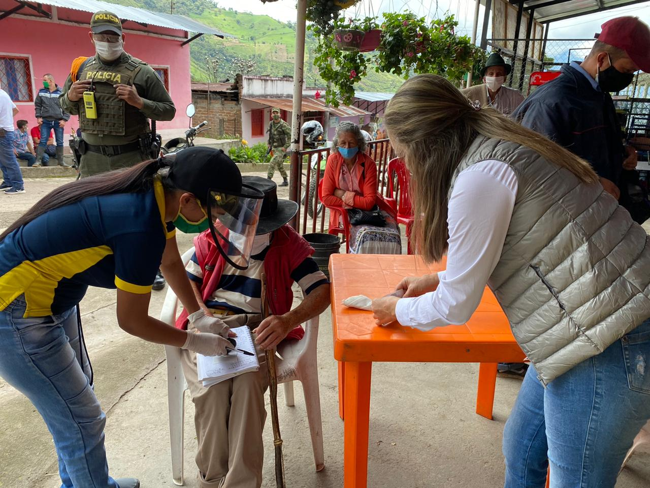 Se acaba el plazo para reclamar beneficio del programa Colombia Mayor