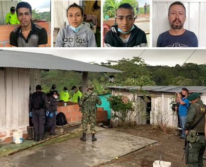 Ofensiva contra delitos que afectan la vida y la seguridad ciudadana en el Tolima