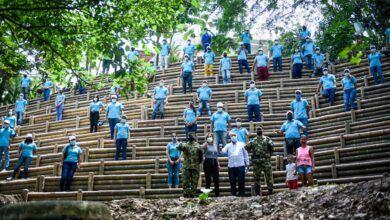 Más de 16 toneladas de deshechos fueron extraídas de ríos y quebradas de Ibagué