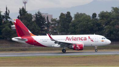 Avianca abre su ruta Cali - Orlando - Cali