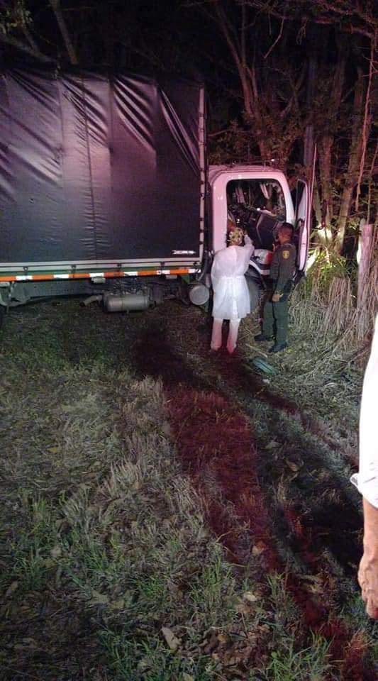 Asesinaron con arma de fuego a camionero en el sur del Tolima