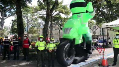 Cerca de 350 policías velarán por la seguridad y convivencia en Semana Santa en Ibagué