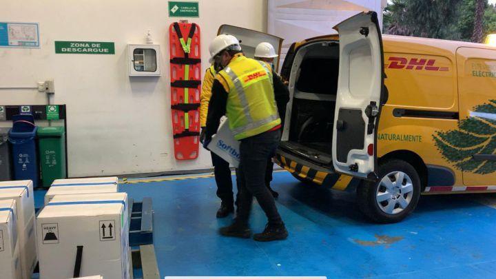 Asaltaron vehículo para transporte de vacunas contra el Covid