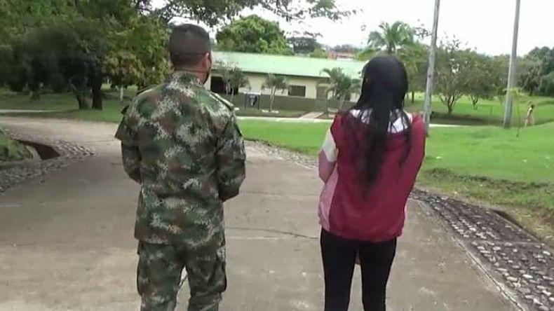 Recuperadas dos menores y joven de 18 años de las entrañas de estructura armada en el sur del Tolima