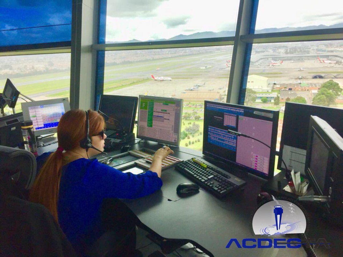 En Colombia se iniciará proyecto de torres de control digitales