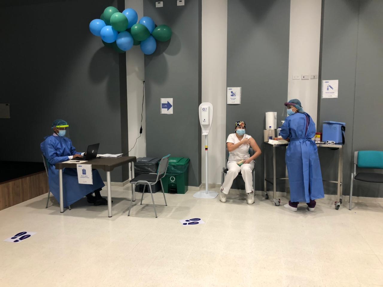 Avanza la vacunación contra el Covid: 1.032 nuevas dosis llegaron a Ibagué