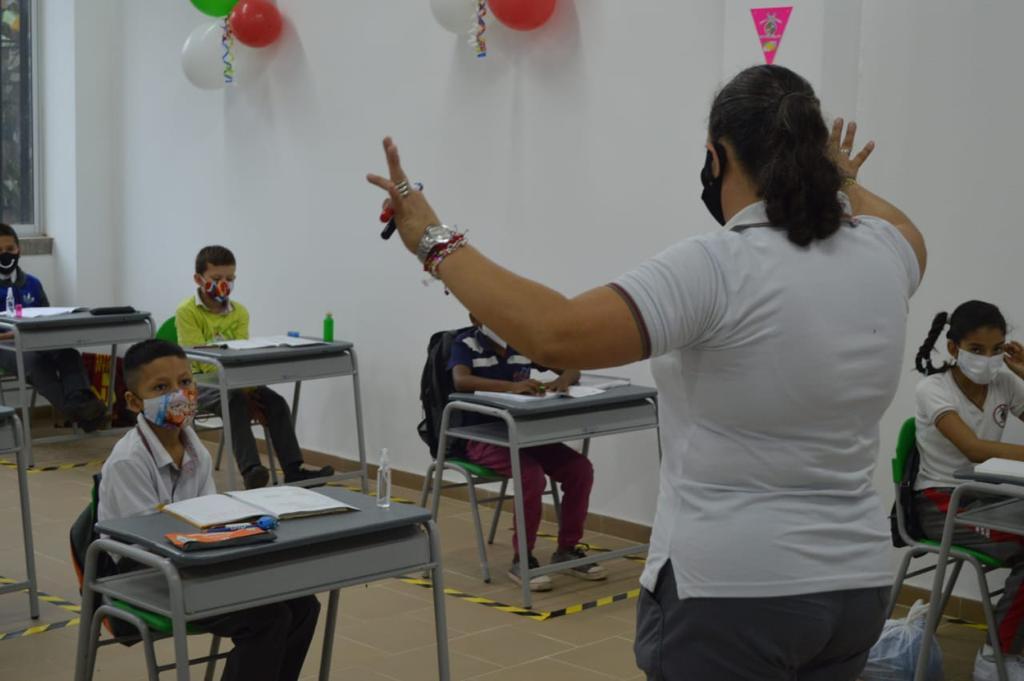 En Ibagué 49 instituciones educativas se acogieron a la alternancia