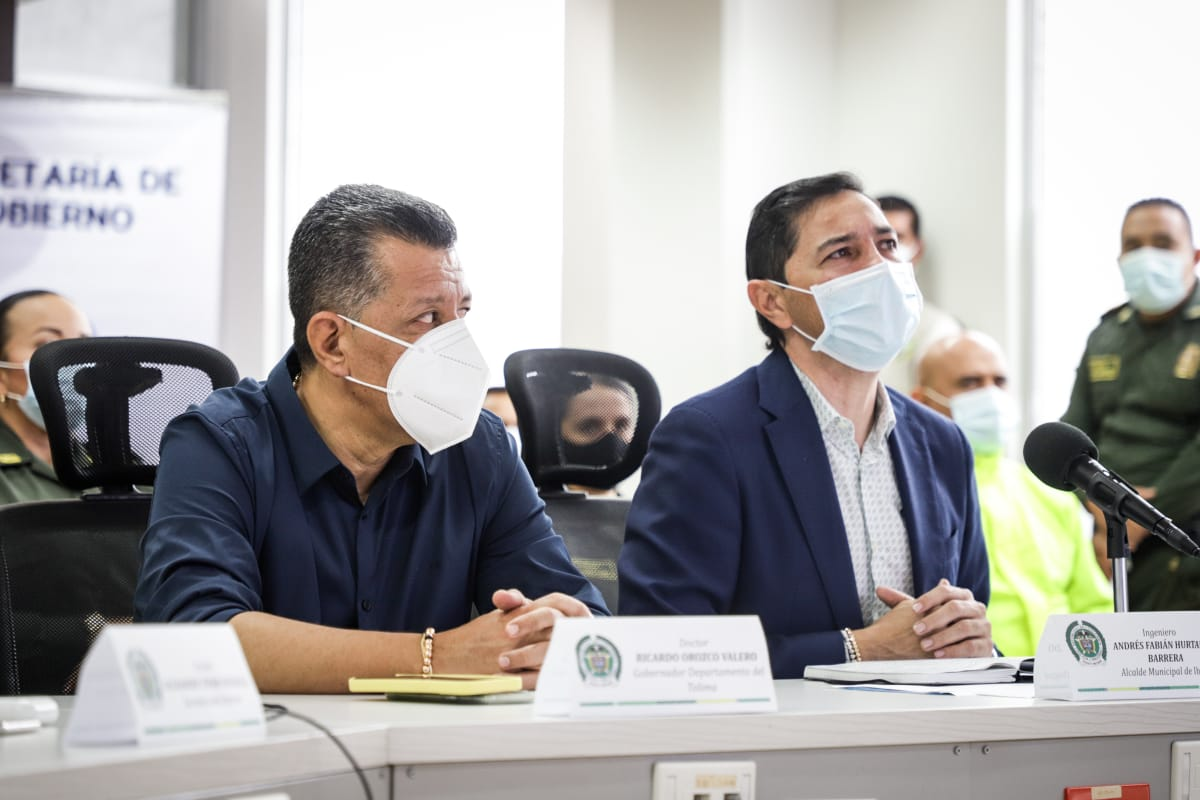 Alcaldía puso en marcha estrategia contra el delito: Ibagué Segura