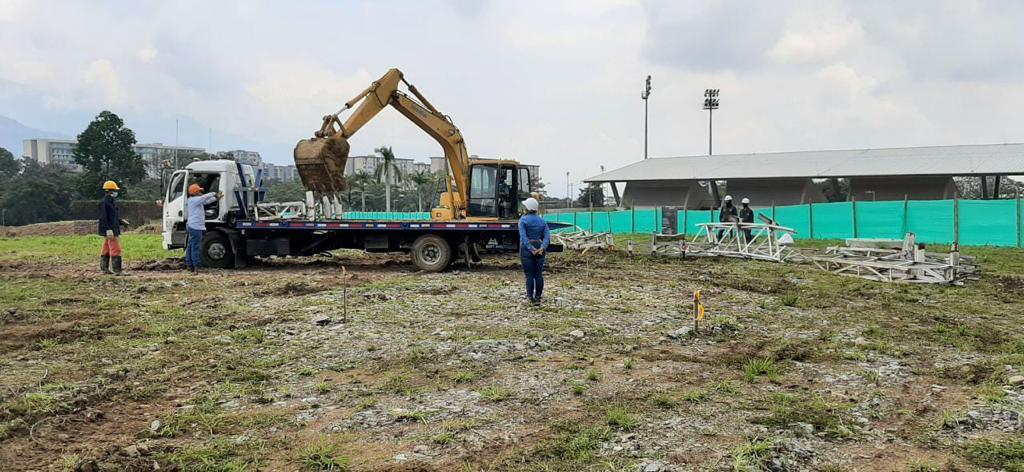 Coliseo Mayor de Ibagué tendrá capacidad para más de 8.000 personas