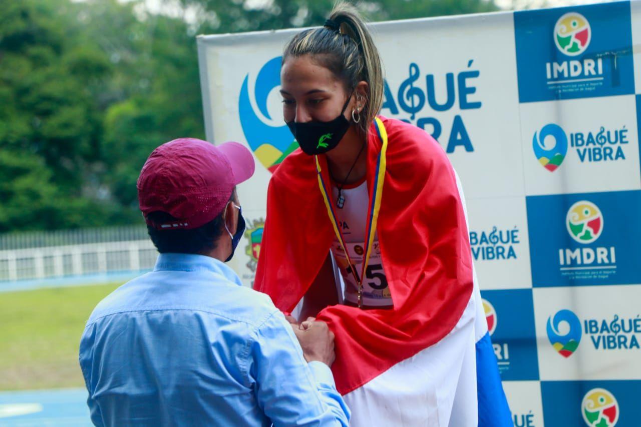 Medalla de oro para Ibagué y el Tolima