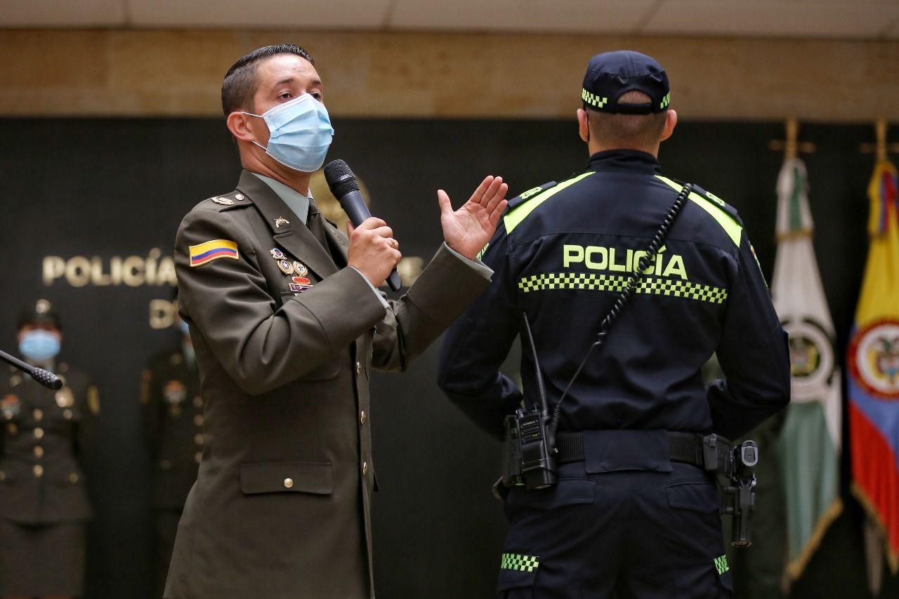 Cambios en uniformes, patrullas y carrera policial, anunció la institución