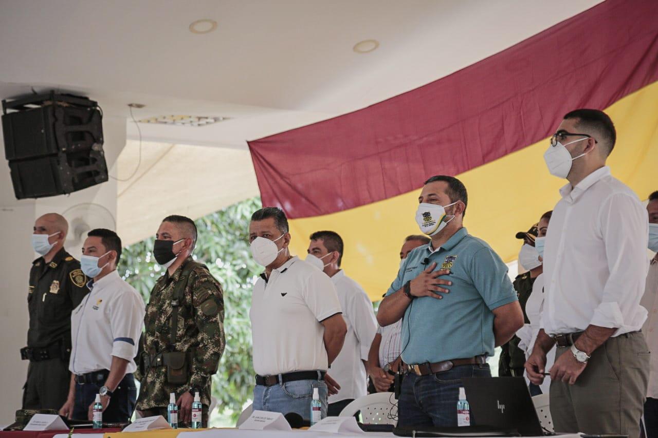 Gobernación anuncia que podrían ser 400 los patrulleros y patrulleras que lleguen a la Gabriel González