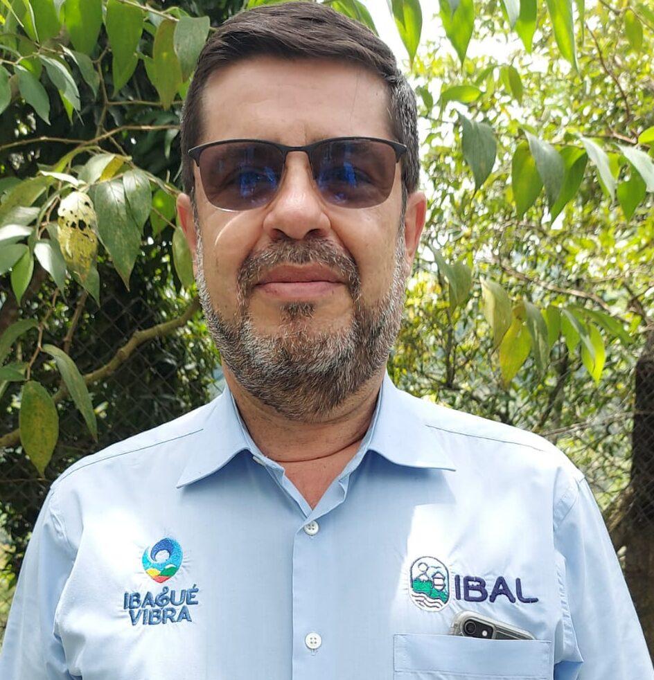 Rodrigo Herrera es designado como gerente del Ibal