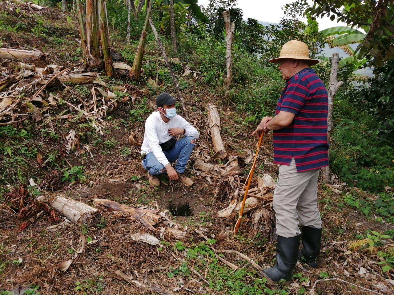 Recibirán asistencia técnica de la Administración Municipal 340 campesinos ibaguereños