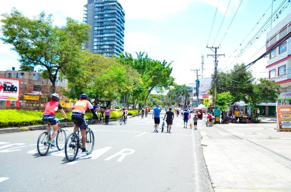 ¡Regresa la ciclovía por la carrera Quinta!