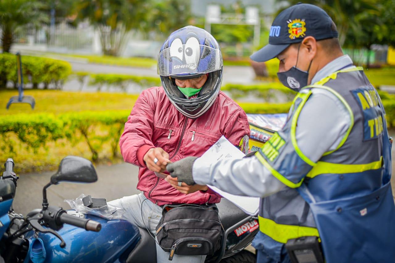 Alcaldía avanza en el fortalecimiento del cuerpo de Agentes de Tránsito de Ibagué