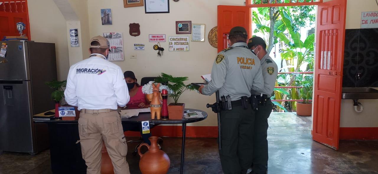 'Ojos en todas partes': Campaña de la Policía contra la explotación sexual en el Tolima