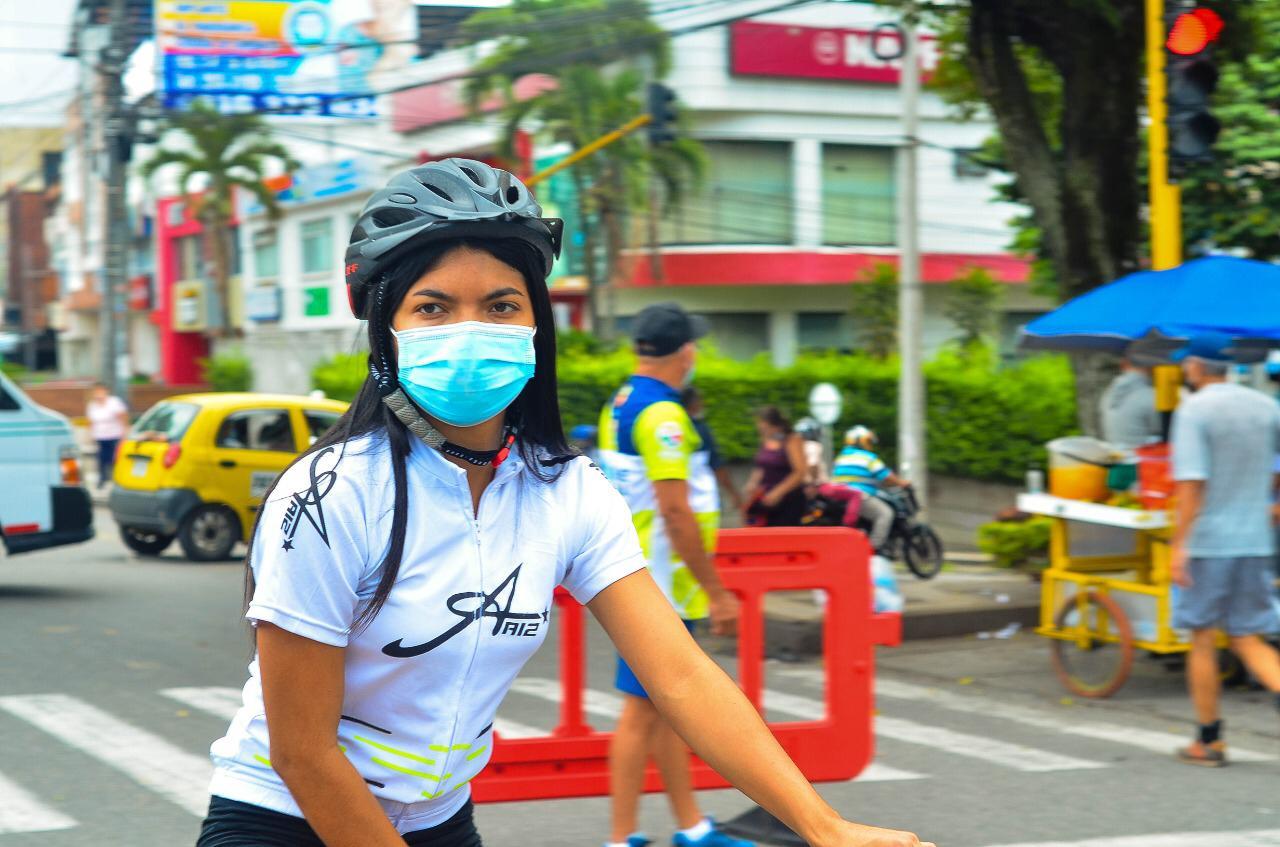 Con éxito, regresó la ciclovía por la carrera Quinta