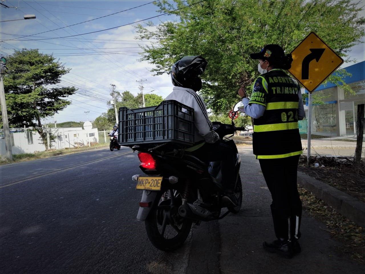 Llega a Ibagué la 'Ruta Nacional por la Seguridad Vial'