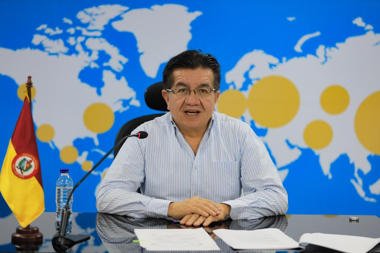 Vacunación en Colombia no parará en los días santos