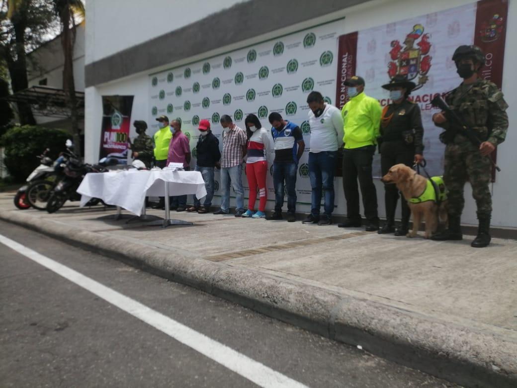 Contundente golpe a 'Los Galleros' en Cajamarca