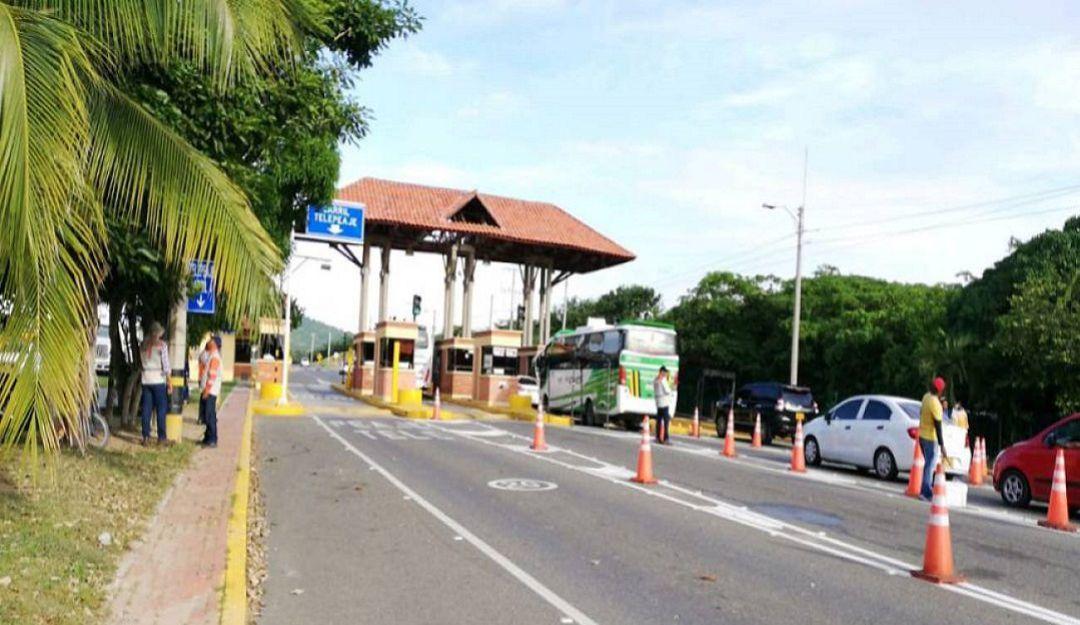 Transportadores de pasajeros rechazan propuesta de instalar peajes en ciudades capitales