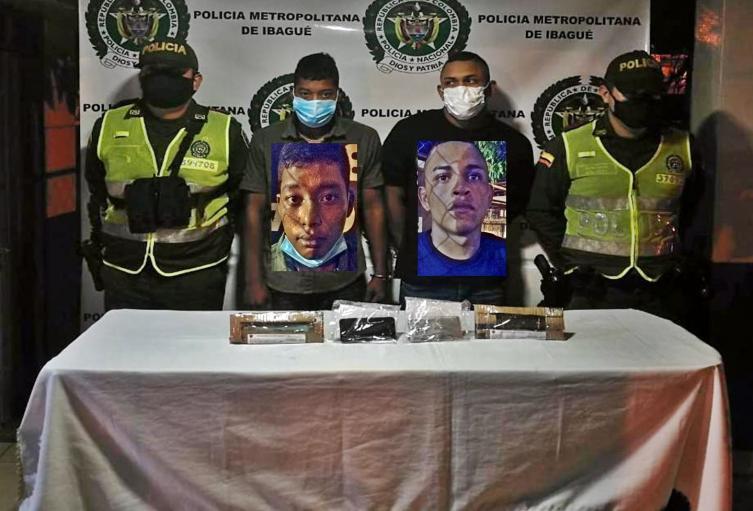 Atracaron con cuchillos a taxista en el barrio Nuevo Combeima