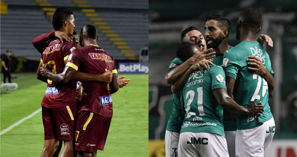 Cali-Tolima este martes por Copa: Otro sorbo más en el camino a la gloria